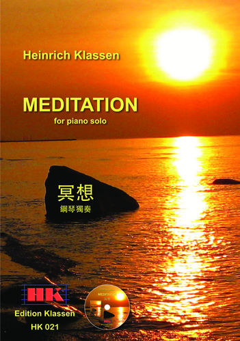 H. Klassen, Meditation, Book incl. CD